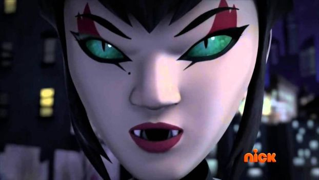 Karai And Shinigami Favourites By EndWar1945 On DeviantArt