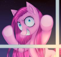 She's Watching you by Stalkernin