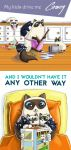 Zoidsfunnycats Mothers Day Card by KingZoidLord