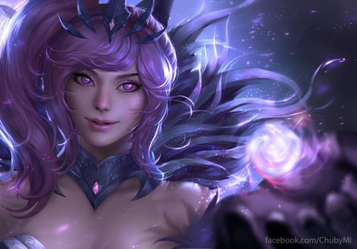 Lux - Dark Element by ChubyMi