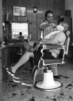 A Smooth Shave by erene