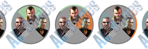 GTA IV Character Switch by eduard2009
