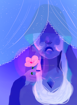 Blue Diamond by tinstarbby