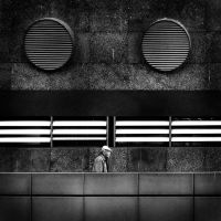 Two faces by Mordsitha