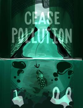Cease Pollution by celi-55