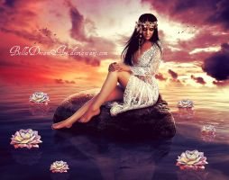 *ocean princess* by BellaDreamArt
