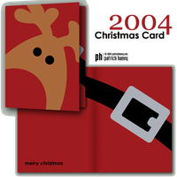 Christmas Card 2004 by splat