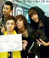 MBLAQ 4 by DarkSoulKagome90