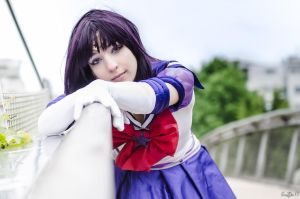 Sailor Moon - Saturn by crazyball
