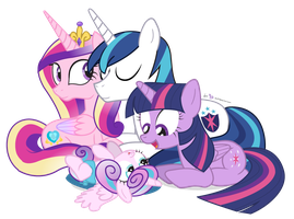 I'm Your Aunt Twilight! by dm29