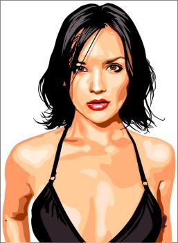Rachel Leigh Cook by madstoner