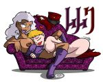 Jav and Lass by operative274 by Afrodisium