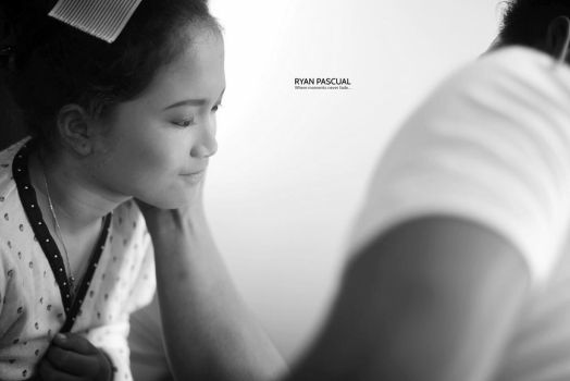 Ericka and JRP by ryanpascual