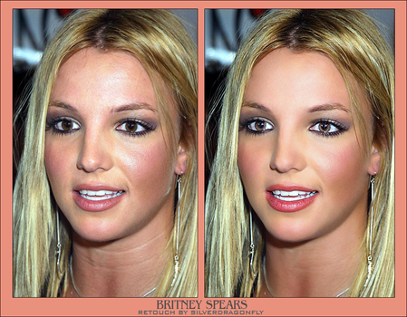 Retouch No. 1 - Britney Spears by CreativeSDf