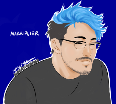 Markiplier by Shmell0w
