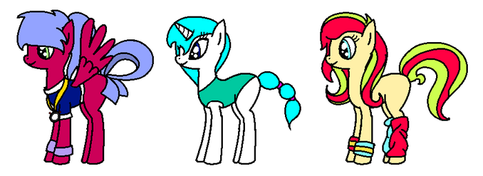 MLP Adopts - Sports by emportant
