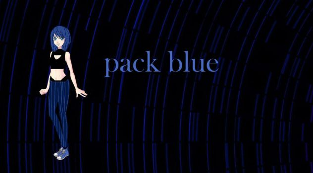 Pack Blue by panadasensual13