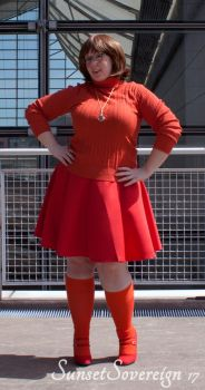 Jinkies! by SunsetSovereign