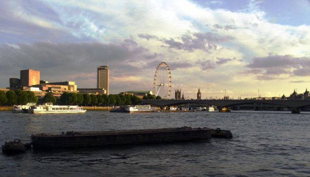Embankment by carnalcarnage