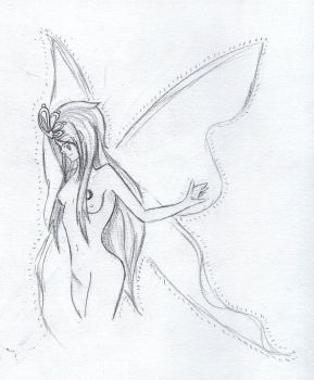 Metamorphosis Sketch by Lingering-Tears