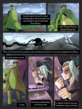 Rise of the Dreaded Dragon Sorcerer-pg.2 by TheUnisonReturns