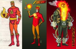 Fireball 1993 - 2010 by DBed