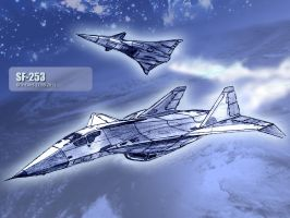SF-253 by TheXHS