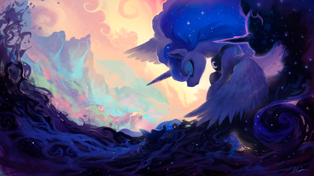 Restless Nights by Huussii