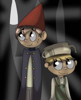Over the Garden Wall by Worldwind224