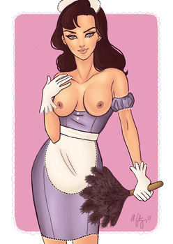 Maid to please by Miss-Excentrique