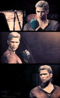 Vergil - so different by Keyre