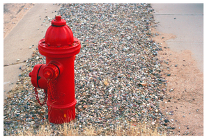 Fire Hydrant by iacchus