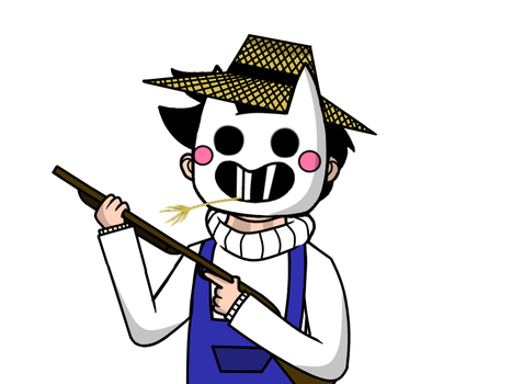 Redneck Zacharie by TheSinSquad