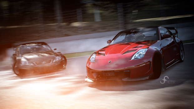 Last Biggest GT5 PhotoShoot - PART5 #6 (THE END) by Ferino-Design