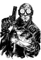 Lobster Johnson wants YOU by thisismyboomstick