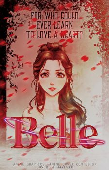 (wattpad cover) Belle by jLpanganiban