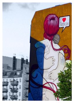 Berlin Impressions #4 [I love Berlin] by S-catchy-Cookie
