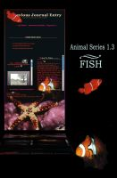 Animal Series1.3-Fish CSS by SilverPixiGirl