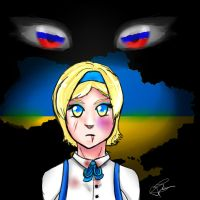 APH 2014- Ukraine, be strong! by xDragonBloodx