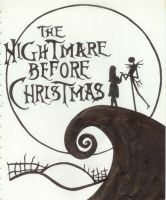 Nightmare Before Christmas by Perry666