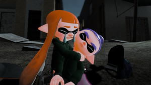 Splatoon Garry's Mod | Tina's nightmare by TinaClementine