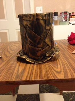 Steam-Punk Top Hat by Nerdy-Viking