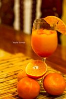 Tequila Sunrise by Foodtrip