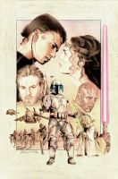 Attack of the Clones by BenCurtis