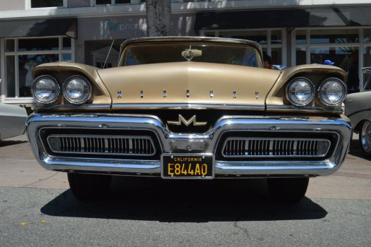 1958 Mercury Monterey Sedan by Brooklyn47