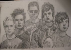 Avenged Sevenfold by chitraah