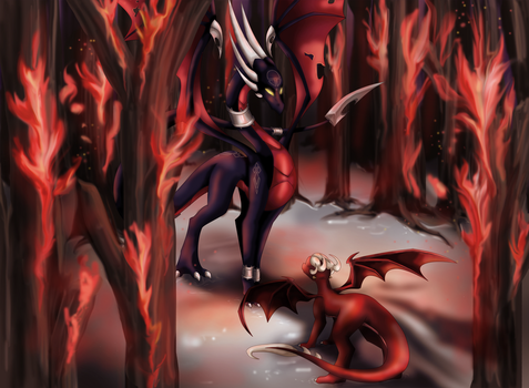 The Hunted by MissRiverstyxx