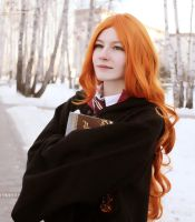Lily Evans cosplay by LaynesLionRedCat