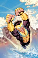 INVINCIBLE 105 cover by RyanOttley