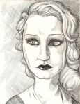 Brigitte Helm - Finished by Colour-Me-Deranged
